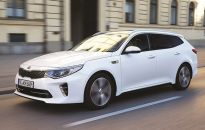 Nowa Kia Optima GT