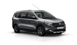 Nowa Dacia Logan MCV outdoor