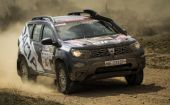 Trzeci sezon DACIA DUSTER ELF CUP