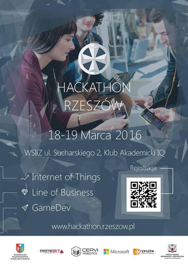 Hackathon Rzeszów