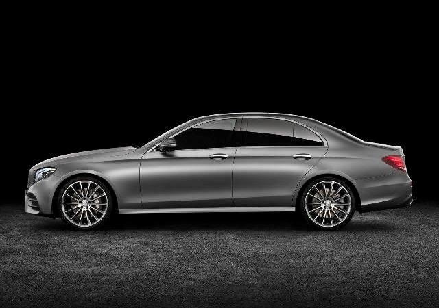 Nowy Mercedes Benz E Klasa