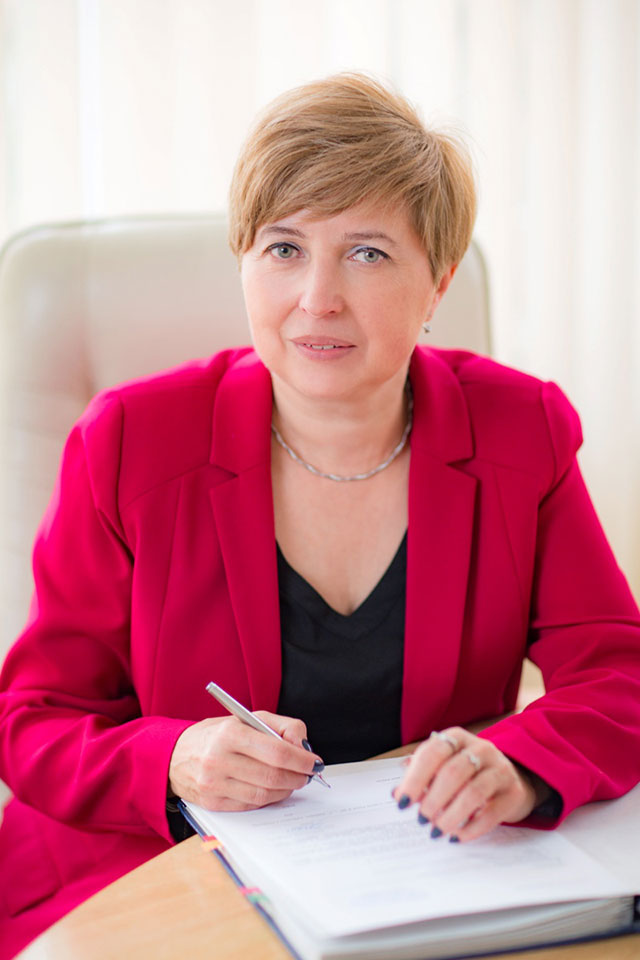 Barbara Kostyra, wiceprezes RARR Fot. Tadeusz Poźniak