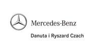 Mercedes Benz - Danuta i Ryszard Czach