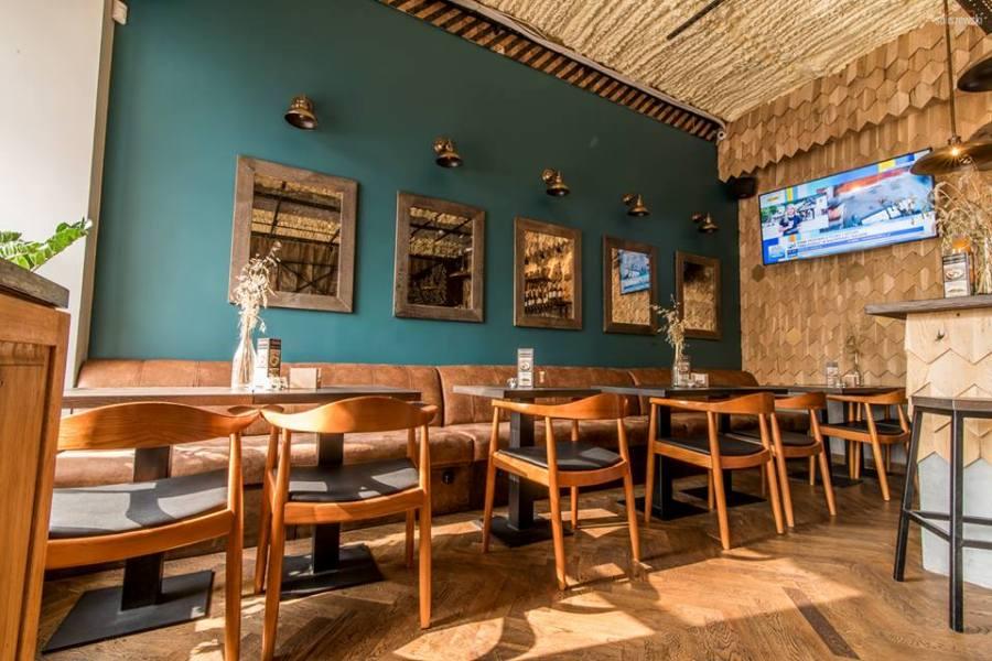 Stolarnia Moc Smaków Restauracja W Dębowym Drewnie