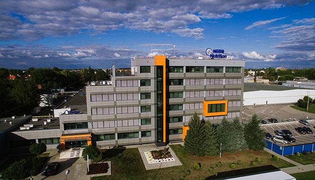 Fot. Fabryka Nestlé w Rzeszowie